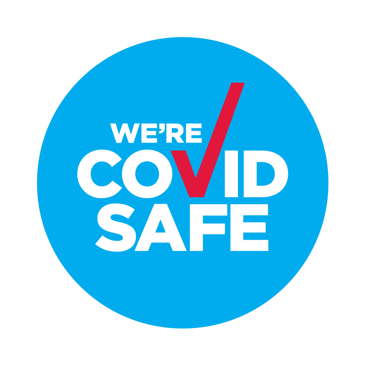 We are COVID Safe